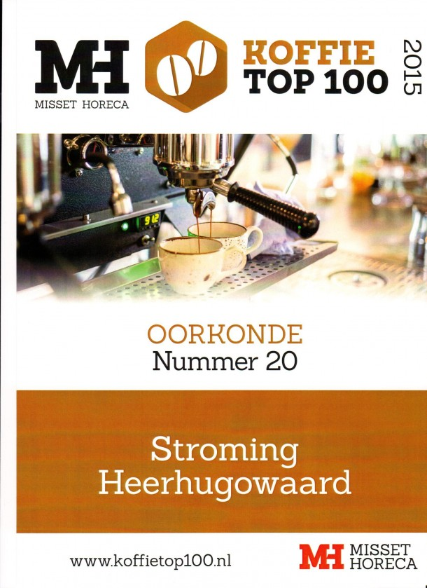 oorkonde #20 koffie top 100 2015 001